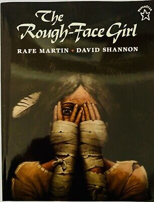 SIGNED! The Rough-Face Girl by Rafe Martin 1998, Paperback