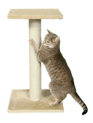 Best Cat Scratching Post Tall Scratch Tower for Large Cats Natural Sisal (Best Scratching Posts)