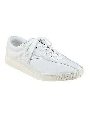 Tretorn Herren Schuhe Sneakers (Tretorn Men's Nylite2 Plus Lace-up Leather Tennis Sneaker 11.5M NIB)