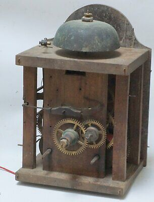 8 Day Black Forest Schild Clock Movement Only - 19c.