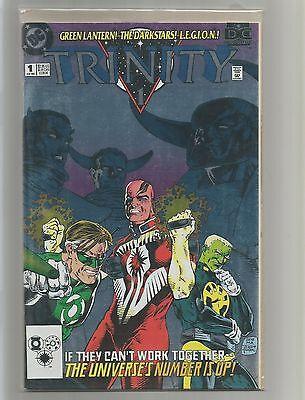 ~ DC Comics, DC Universe: Trinity 1 #1,  1993, NM/M! ~