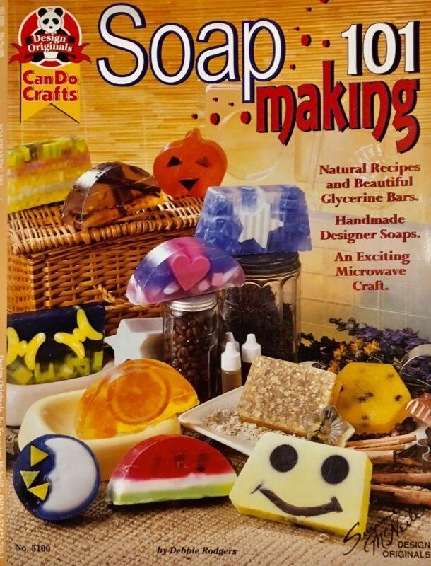 FREE SHIPPING Soap Making 101: Natural Recipes and Beautiful Glycerine Bars