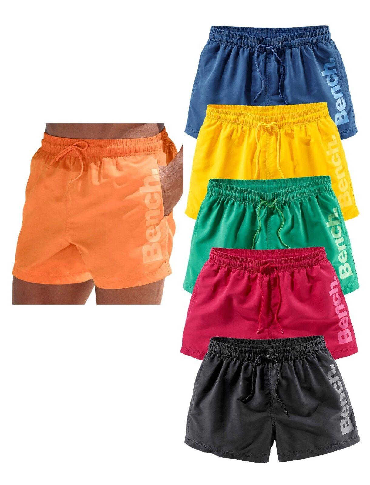 Bench Badeshorts Badehose verschiedene Farben HAM215