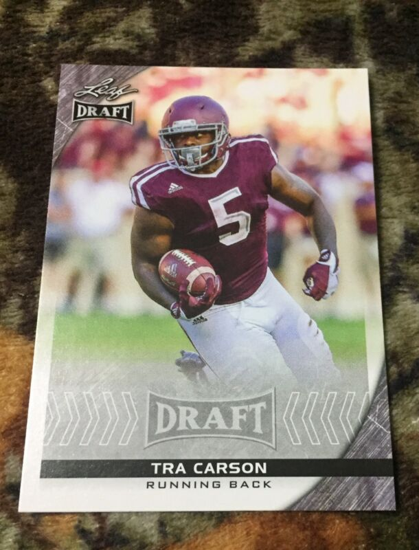 Tra Carson Football Card Database - Newest Products will be shown ...