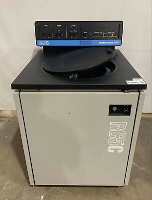 Sorvall Refrigerated Floor Centrifuge Rc-5c
