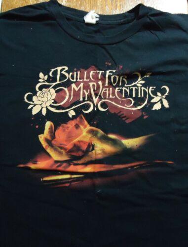 Vintage Bullet For My Valentine T Shirt (X-Large)