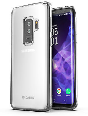 Galaxy S9 Plus Clear Case Thin Transparent Cover Protective