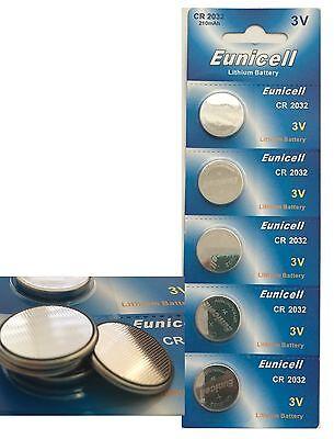 25 CR2032 2032 DL2032 ECR2032 5004LC Card 3V Lithium Coin Battery Fast!