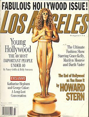 March 1997   Los Angeles Local News Magazine Howard Stern