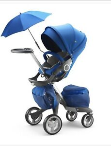 Stokke Xplory Special Edition Colbat Blue