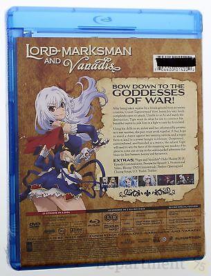 Lord Marksman And Vanadis Complete Series Blu Ray