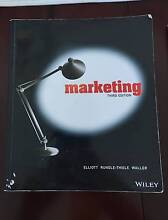 Marketing: Rundle-Waller; 3rd Edition, 2014 UWA Commerce textbook Peppermint Grove Cottesloe Area Preview