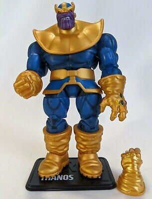"Marvel Universe THANOS 3.75"" inch Action Figure LOOSE #034 Hasbro"