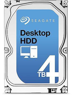 Seagate ST4000DM000 4TB 7200rpm 64MB Cache SATA lll Hard Disk Drive