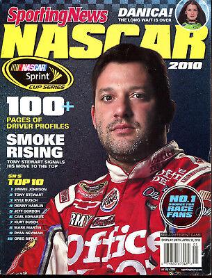 Sporting News Nascar 2010
