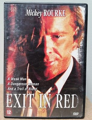 Exit in red (1996) Mickey Rourke – Annabel Schofield