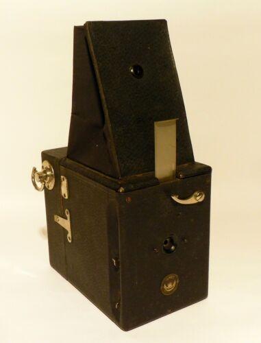 Collectible Ihagee:Plan-Paff Reflex 4.5x6cm Antique SLR Camera