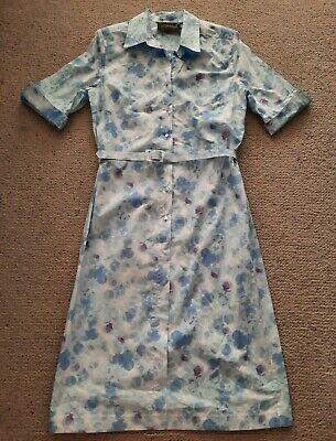 80s Dresses | Casual to Party Dresses Genuine vintage Australian Inspiration shirt dress + matching belt sz 10 - 12 $23.19 AT vintagedancer.com