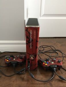 XBox 360 Gears of war edition