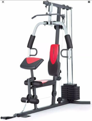 Weider 2980 X Home Gym Weight System For Total-Body Training