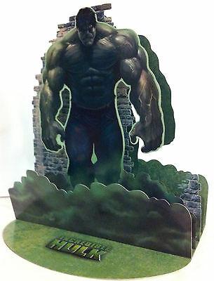 The INCREDIBLE HULK Centerpiece (Discontinued) HARD TO FIND! (Hard To Find Party Supplies)