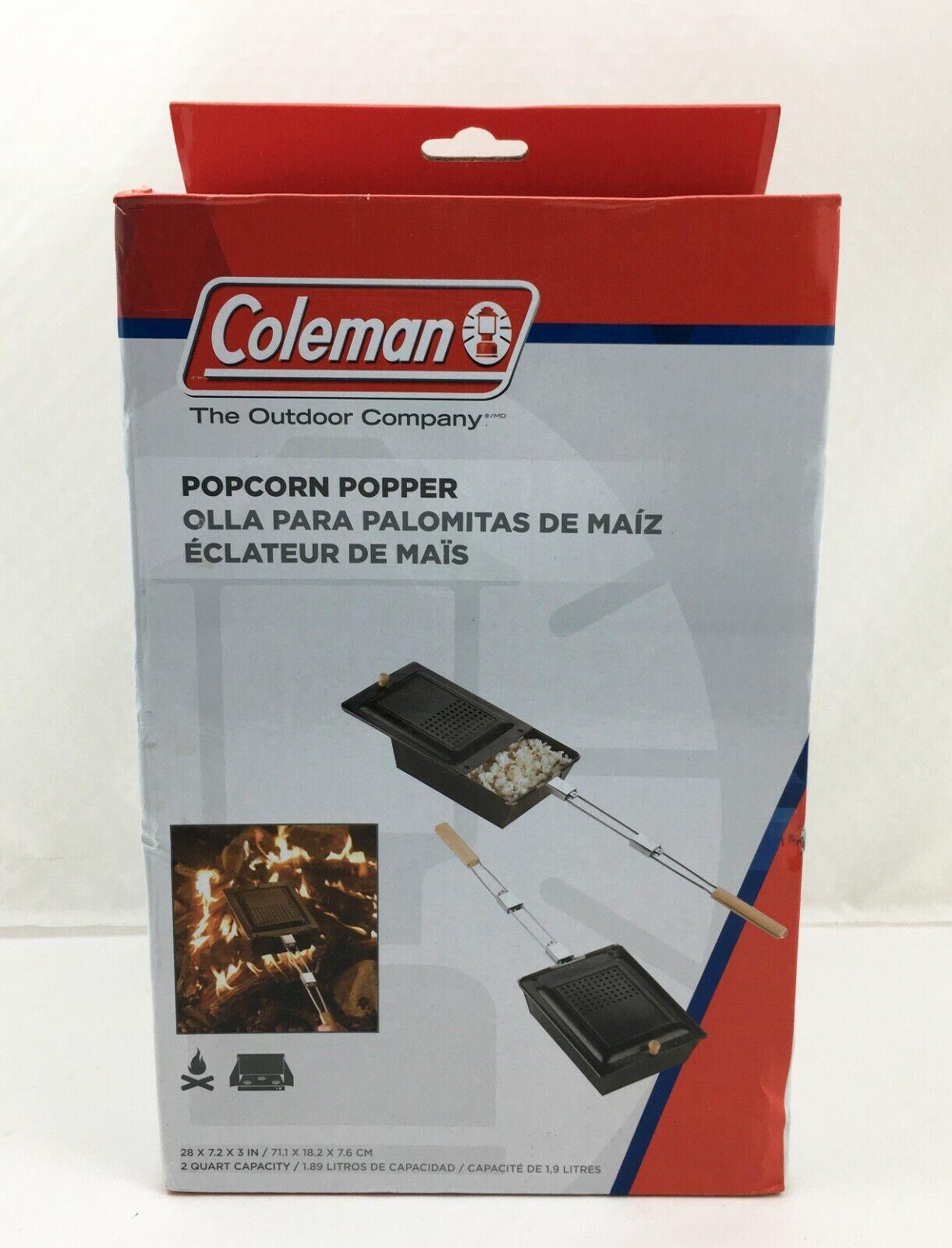 Coleman Popcorn Popper