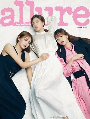 ALLURE TWICE COVER KOREA ISSUE MAGAZINE 2019 MAY NEW