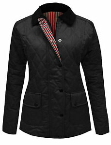 NEW-WOMENS-LADIES-QUILTED-PADDED-BUTTON-ZIP-JACKET-COAT-TOP-PLUS-SIZES-8-20