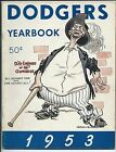 Brooklyn Dodgers Vintage Baseball Yearbooks