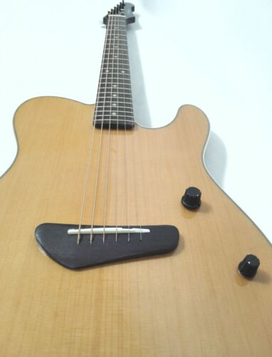 Haze MRE600EQN Electric Guitar,Solid Mahogany,Piezo Pickup,Lock Tuners+Free Bag