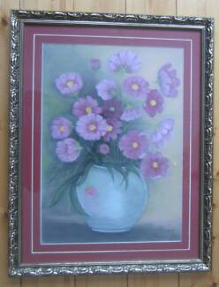 3 Lorna Burgess original pastels in nice frames $25 each Prospect Prospect Area Preview