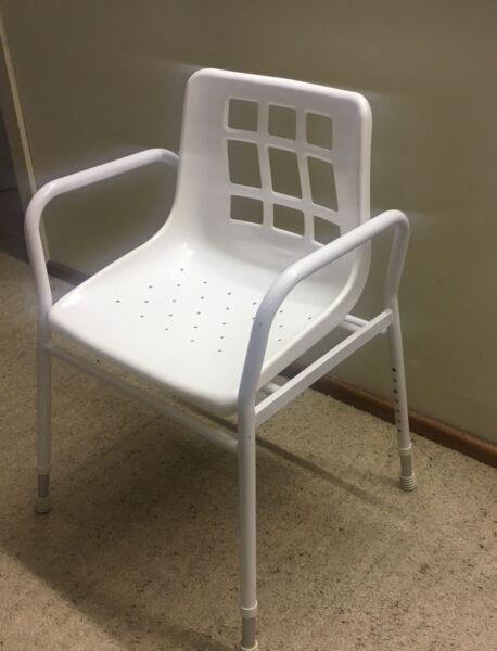 White Shower Chair | Other Home & Garden | Gumtree Australia Manly ...