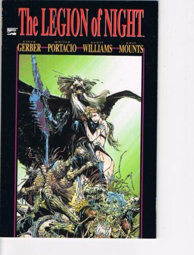 Legion of Night # 1 NM 9.4