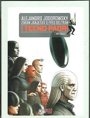I Tecno-Padri (Tecnopadri) di Jodorowsky INTEGRALE ed.Magic P. NUOVO sconto 50%