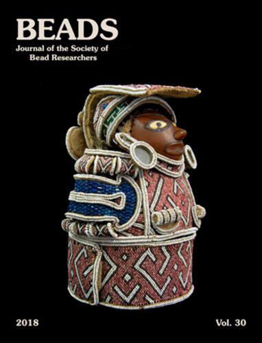 BEADS 30: Taíno Beadwork, Taiwan, Florida Cut Crystal, Man-in-Moon, Oman Stone