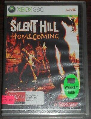Usado, Xbox 360. Silent Hill Homecoming (PAL AUS/EUR) comprar usado  Enviando para Brazil