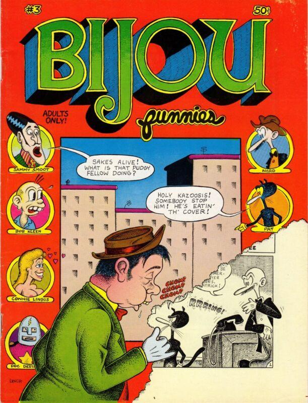 Bijou Funnies #3, Bijou Publishing Empire, Chicago, Print Mint