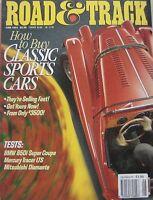 Road & Track 06/1991 Featuring Mini Moke, Bmw Road Test, Mercury, Mitsubishi - road and track - ebay.co.uk