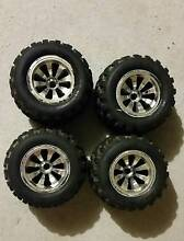 Traxxas Tmax wheels Ellenbrook Swan Area Preview