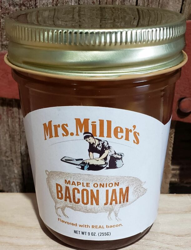 Maple Onion Bacon Jam