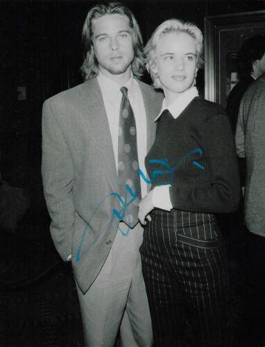 Juliette Lewis Signed 8x10 Photo Natural Born Killers COA Autograph Brad Pitt