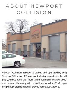 Local auto collision repair shop hiring