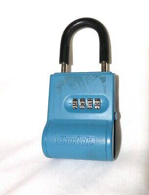 Shurlok Real Estate Lock Box - Key Storage Realtor Lockbox Vacation Rental