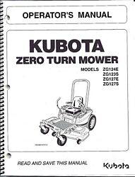 Kubota Zg127s Lawn Tractor   Kubota Lawn Tractors: Kubota Lawn