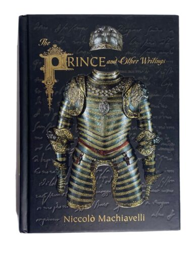 THE PRINCE And Other Writings By Niccolo Machiavelli 2008 Edition-Used Cond - $7.99