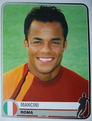 PANINI 342 MANCINI AS ROMA CHAMPIONS EUROPE 1955 2005