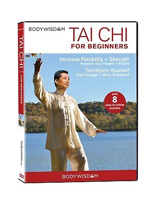 Tai Chi For Beginners 8 Tai Chi Beginner Video Workouts. Easy Tai Chi Routine...