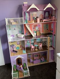 Wooden Large Barbie Doll House