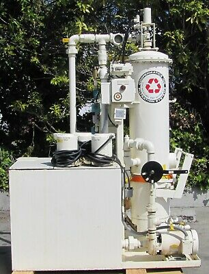 Coopermatics Oil Filtration Filter System With 3 Gusher Coolant Pumps And Tank