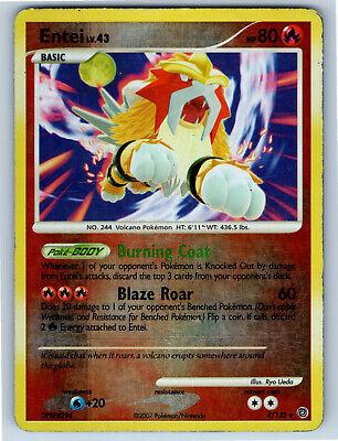 Pokemon  Rätselhafte Wunder Suicune Raikou Entei Rare Near Mint  4//132 19//132 16